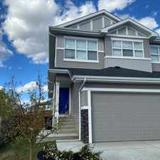 Rental info for 24 Rolston Court #Basement in the Leduc area