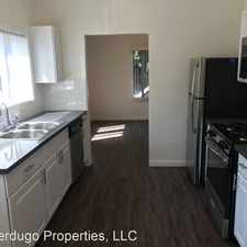 Rental info for 321 S. Verdugo Blvd. Unit 4 in the Somerset area