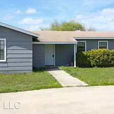 Rental info for 801 Hackberry Street in the Copperas Cove area