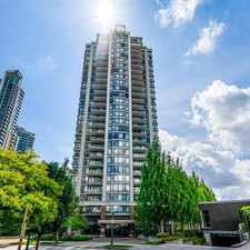 Rental info for 7328 Arcola Street #1901 in the New Westminster area