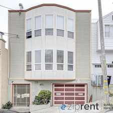 Rental info for 161 Majestic Avenue, San Francisco, CA 94112 in the Outer Mission area