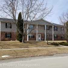 Rental info for 2228 Sylvan Way Unit #8 in the West Bend area