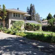 Rental info for 1634 The Alameda - #8 1-18 in the Garden Alameda area