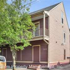 Rental info for 2014 N. Rampart St. - UNIT 4 Unit 3 in the Marigny area
