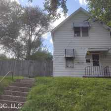 Rental info for 1306 26th St in the Rock Island area