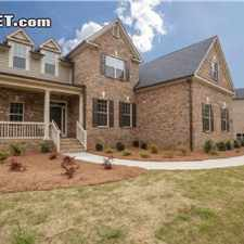 Rental info for Five+ Bedroom In Fulton County in the Milton area