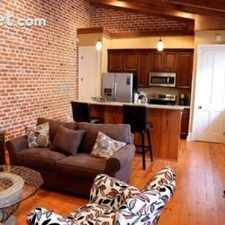 Rental info for One Bedroom In French Quarter in the Treme - Lafitte area