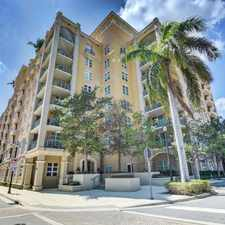 Rental info for 403 South Sapodilla Avenue #516 in the West Palm Beach area