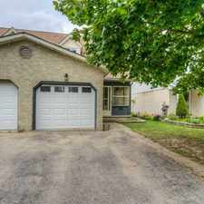 Rental info for Highland Rd W & Westmount Rd W in the Kitchener area