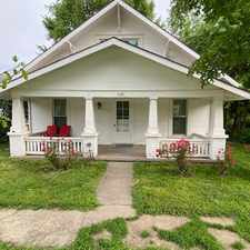 Rental info for 309 East Mississippi Street #D in the Liberty area