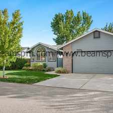 Rental info for W McMillan Rd & N Eagle Rd in the Northeast Meridian area