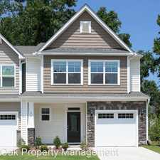 Rental info for 214 Silas Street in the Durham area