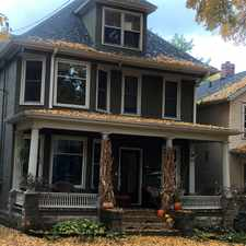 Rental info for 1324 Rutledge St in the Marquette area