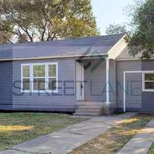 Rental info for Charming 3 Bedroom in Fort Worth! in the Bomber Heights area