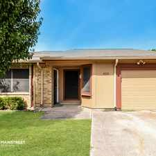 Rental info for 4510 Jenkins Street in the The Colony area