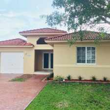Rental info for 21433 Southwest 89th Place in the Cutler Bay area