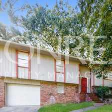Rental info for Lovely Four Bedroom to Call Home in the Mountain Brook area