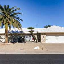 Rental info for 12738 West Marble Drive in the Surprise area