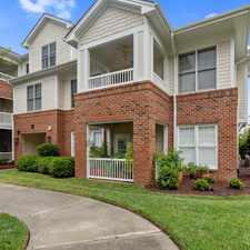 Rental info for 627 Waterford Lake Drive in the Cary Park area