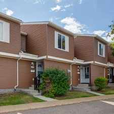 Rental info for Hooke County Townhomes in the Overlanders area
