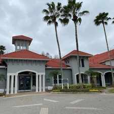 Rental info for The Marquis of Tampa in the West Meadows area