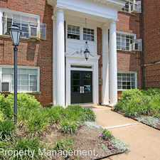 Rental info for 32 University Circle - #003 in the Venable area