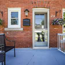 Rental info for 29 Ann Street in the Thorold area