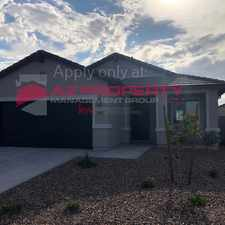 Rental info for 25146 North 134th Lane in the The Village at Vistancia area