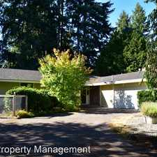 Rental info for 5008 89th Ave Ct W in the University Place area