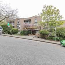 Rental info for (ORCA_REF#412-65)Spacious modern pet friendly 2-bedroom condo with garden patio located in prime location of New Westminster in the New Westminster area