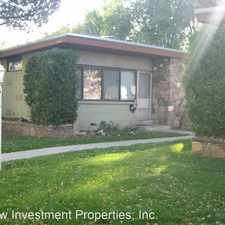Rental info for 1160 & 1162 S. Denver St. in the Central City- Liberty Wells area