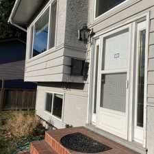 Rental info for 9498 119 Street in the New Westminster area