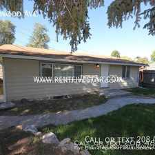 Rental info for 11 Rosewood Ave in the Pocatello area