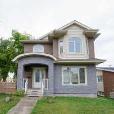 Rental info for 8905 77 Avenue Northwest in the King Edward Park area
