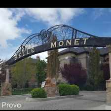 Rental info for 581 S 2220 W Apt. 101 in the Pleasant Grove area