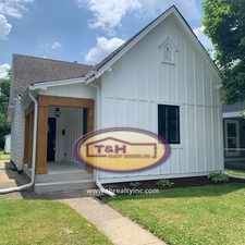 Rental info for Gorgeous Home in Fountain Square! in the Fountain Square area