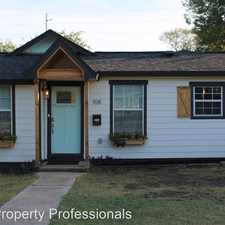 Rental info for 108 Kathy Drive in the Riverside area