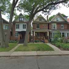 Rental info for 132 Fairview Avenue #1 in the Junction Area area
