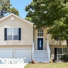 Rental info for 3716 Crescent Hill Ln Nw in the Acworth area