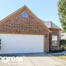 Rental info for 7355 Green Ash Dr in the Olive Branch area