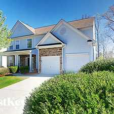 Rental info for 3526 Butler Springs Trce Nw in the Acworth area
