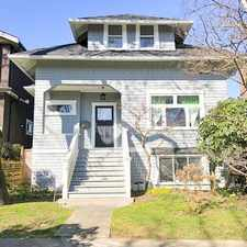 Rental info for 43 45th Ave E #BS in the Sunset area