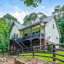 Rental info for 305 Yellow Wood Ln in the Trussville area