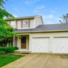 Rental info for 2615 Copperwood Rd in the Hilliard area