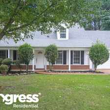 Rental info for 9453 Bryant Trent Blvd in the Olive Branch area