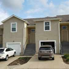 Rental info for 10331 Sloan Ave in the I-435 West Kc-ks area