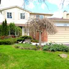 Rental info for 1094 Chablis Pk in the Orleans area