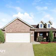 Rental info for 6208 Charisma Ct in the Saginaw area