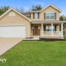 Rental info for 2003 Abby Ct in the O'Fallon area