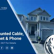 Rental info for 99 Howling Cres in the Whitby area